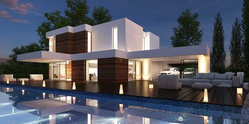 Construcci n de casas y viviendas en alicante pavimar for Casa moderna jardin d el menzah