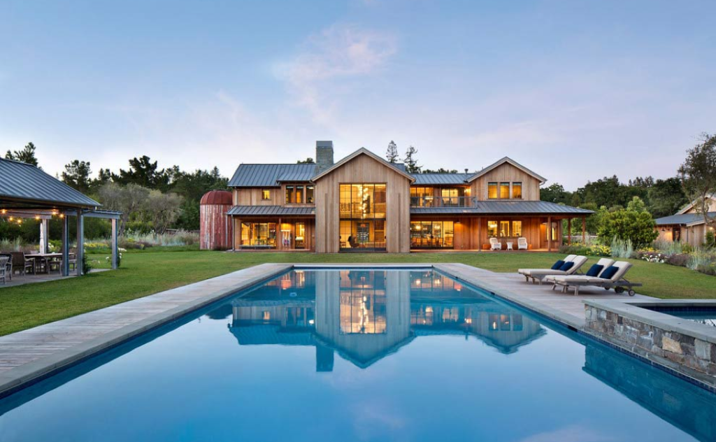 construccion moderna de casas