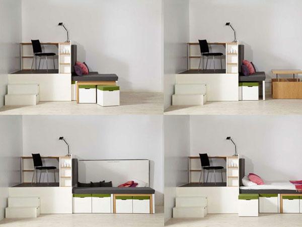 muebles versatiles